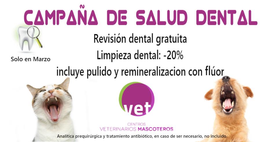 campaña salud dental