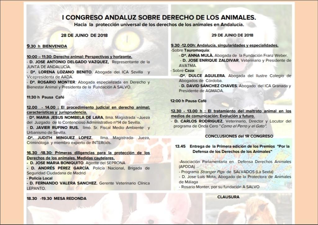 congreso andaluz carlos programa